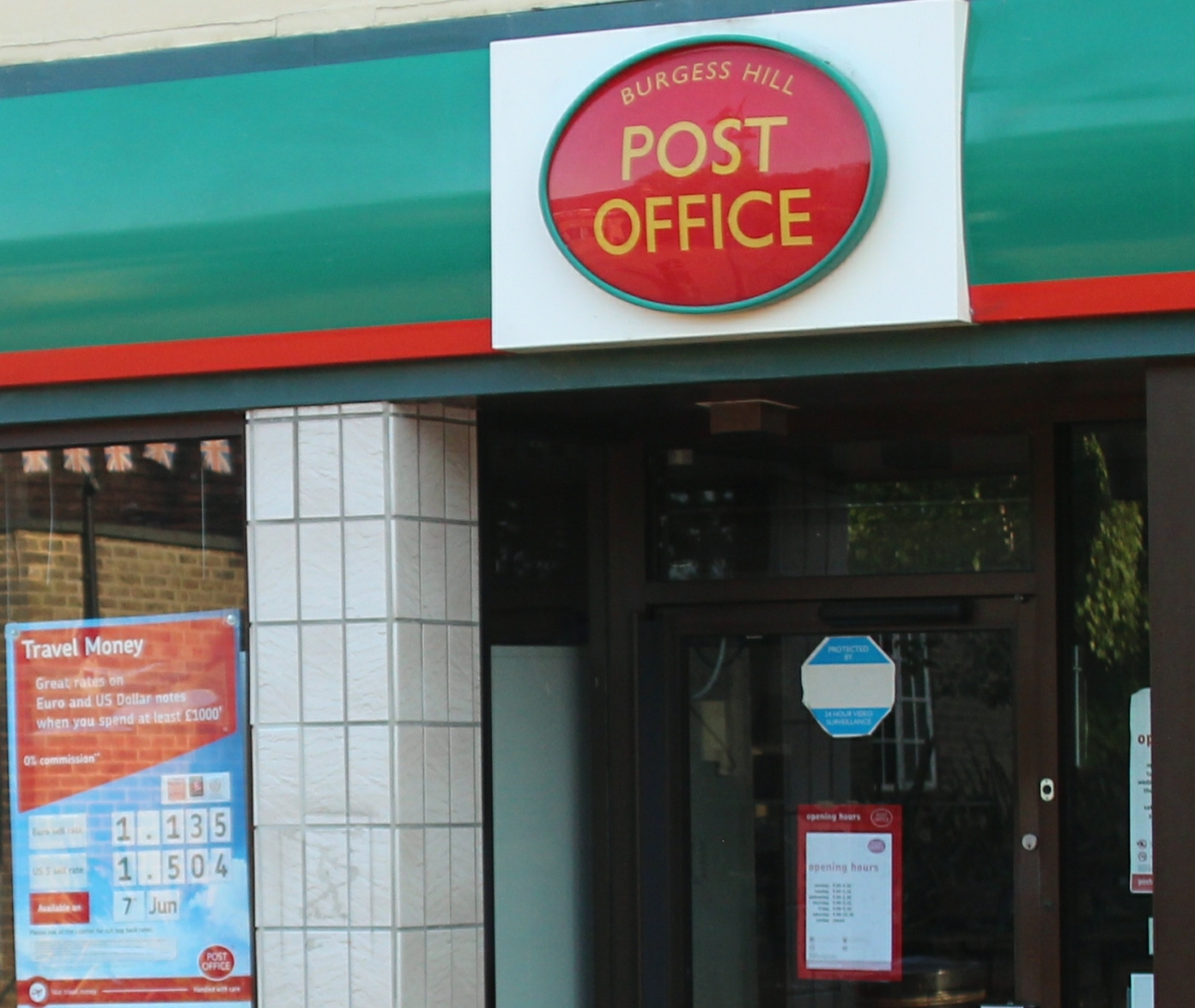 Main Post Office To Get A Face Lift And Longer Saturday